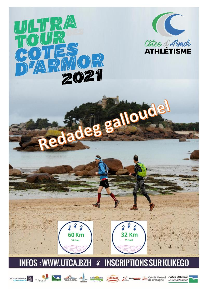 Ultra Trail des Côtes d'Armor 2021 - Redadeg galloudel