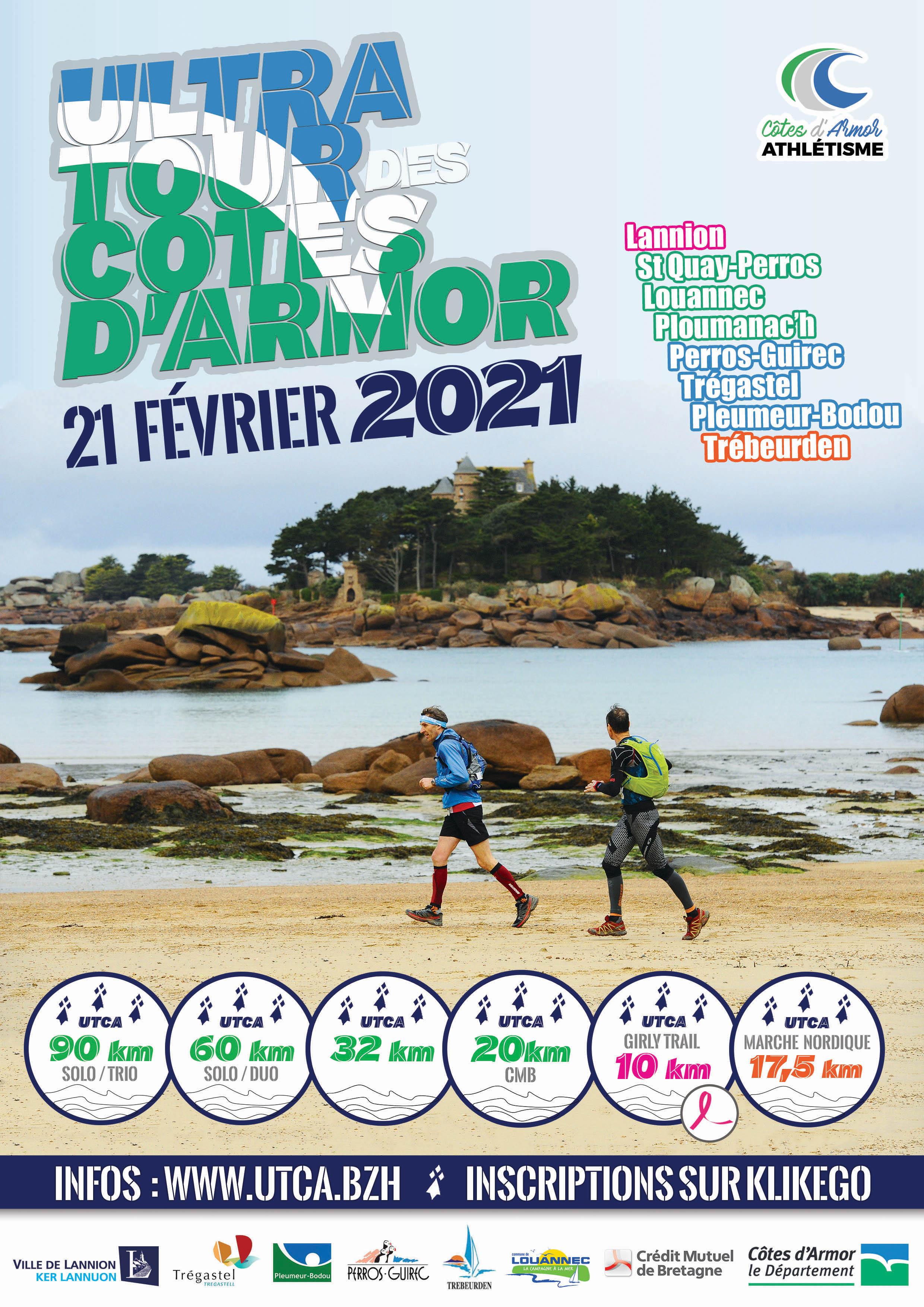 Ultra Trail des Côtes d'Armor 2021