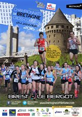 LES CHAMPIONNATS DE BRETAGNE DE CROSS COUNTRY 2016