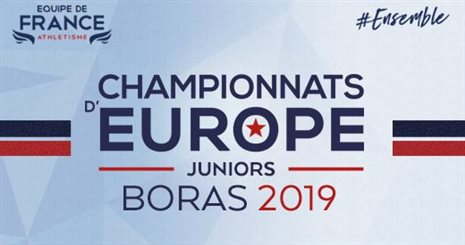 Championnats d'Europe Juniors