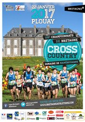 Les Championnats de Bretagne de Cross Country 2017